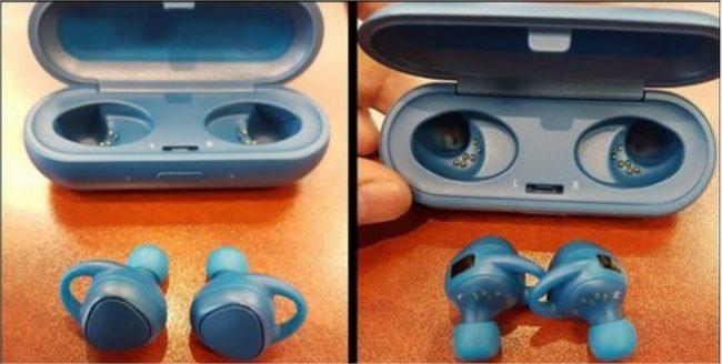 écouteurs Samsung Gear IconX